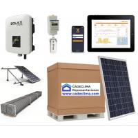 Paneles solares y Kits solares al mejor precio.